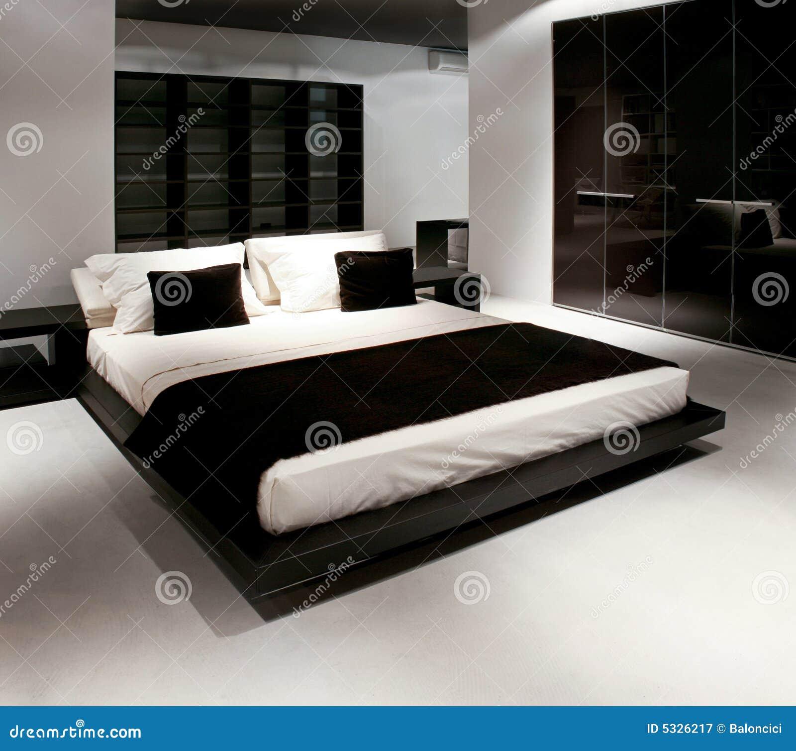 Nieuwe slaapkamer royalty vrije stock fotografie   afbeelding: 5326217