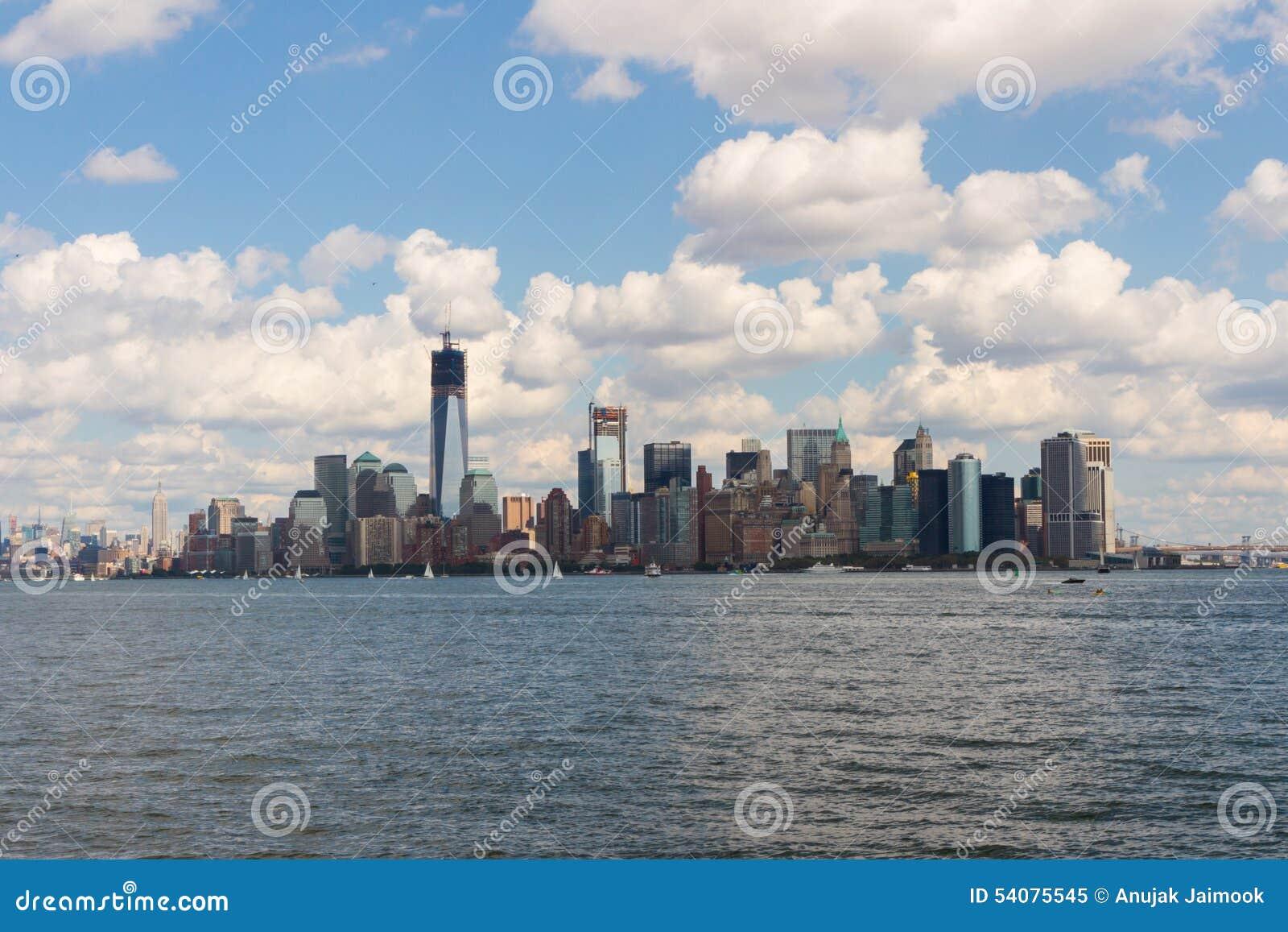 Nieuwe Yourk-stad, de V.S.