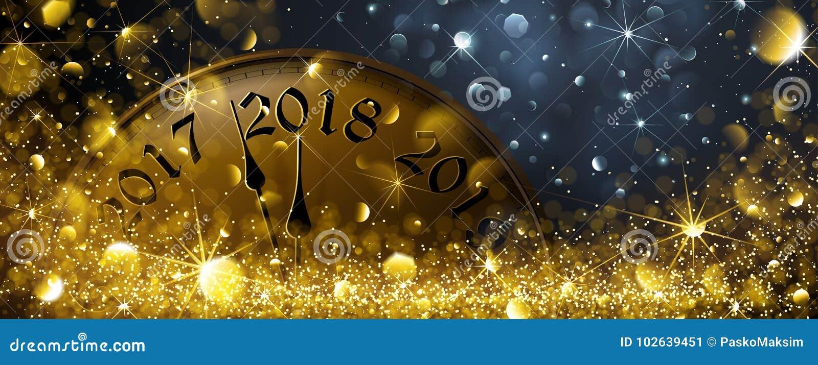 Nieuwjaar` s Vooravond 2018