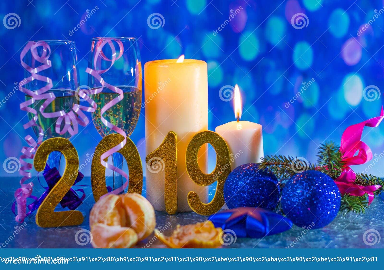 Nieuwjaar` s Vooravond 2019