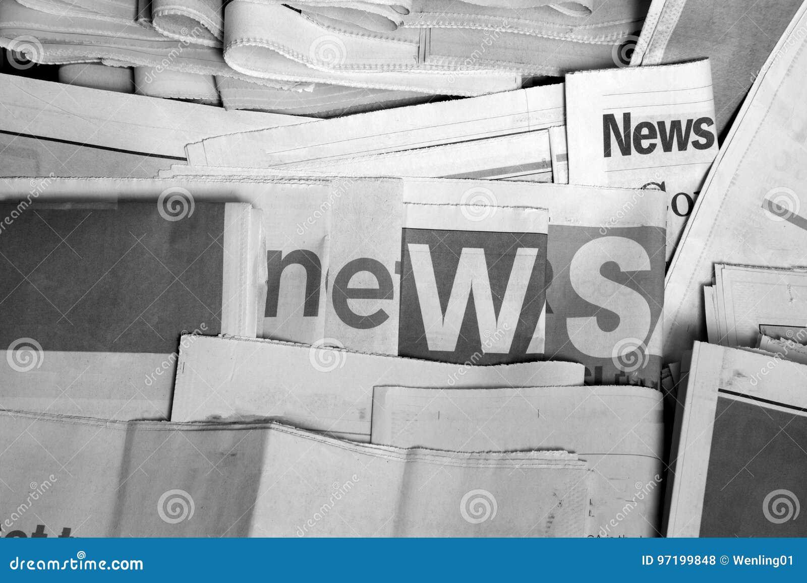 zwart nieuws