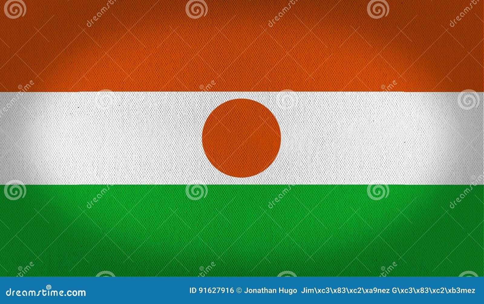 Niger flag stock illustration. Illustration of niger ... - photo#27