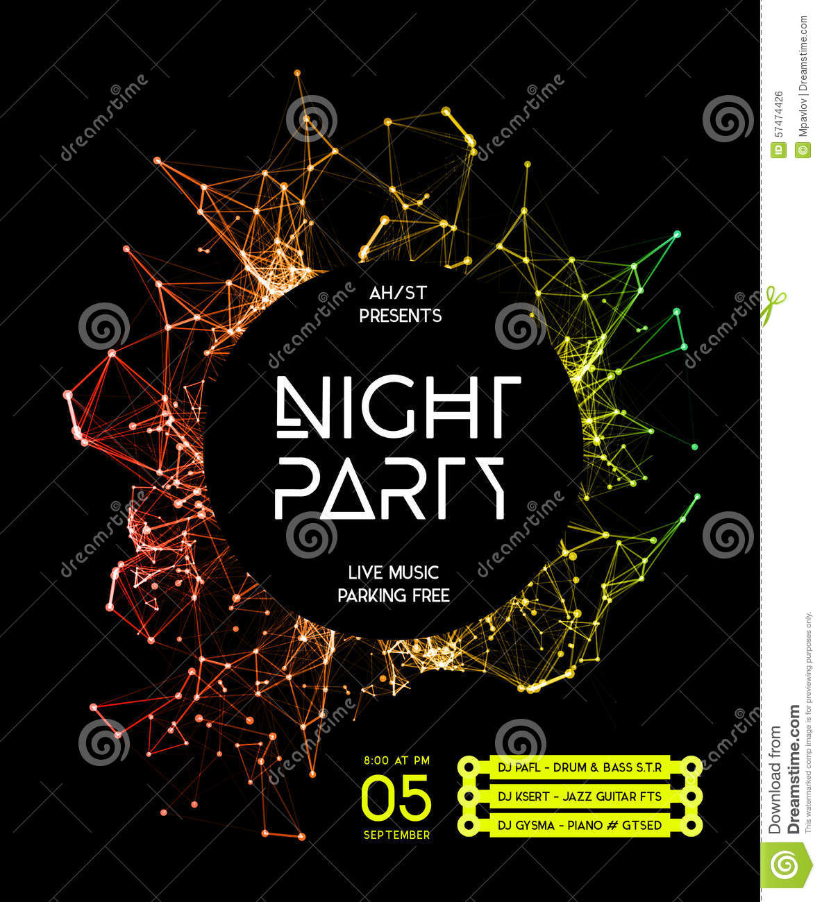 party poster backgrounds - Vatoz.atozdevelopment.co