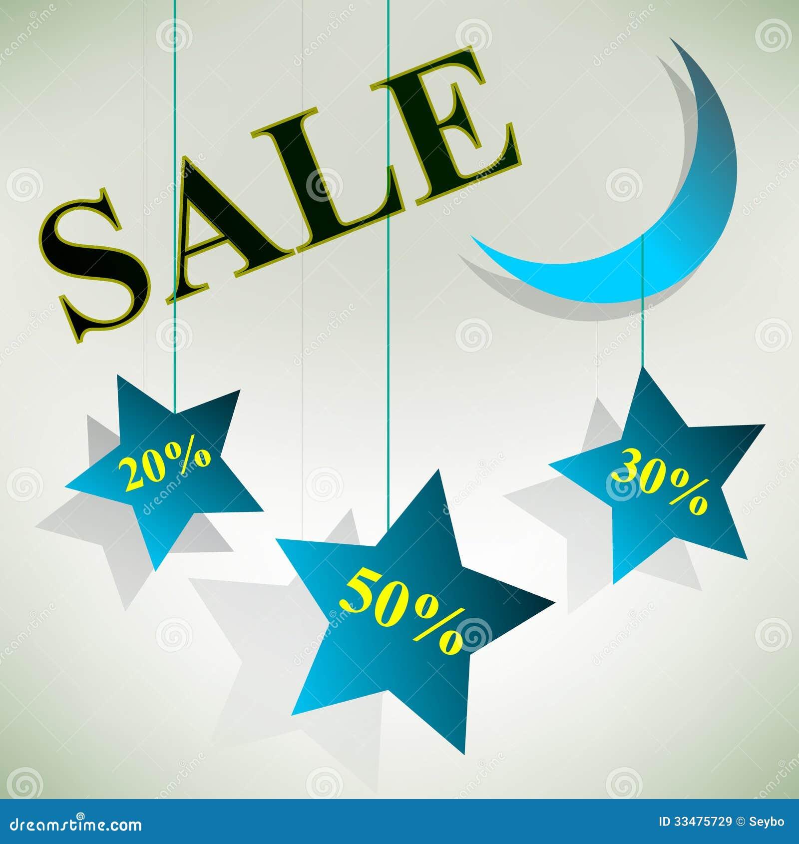 Night Sale Board Design