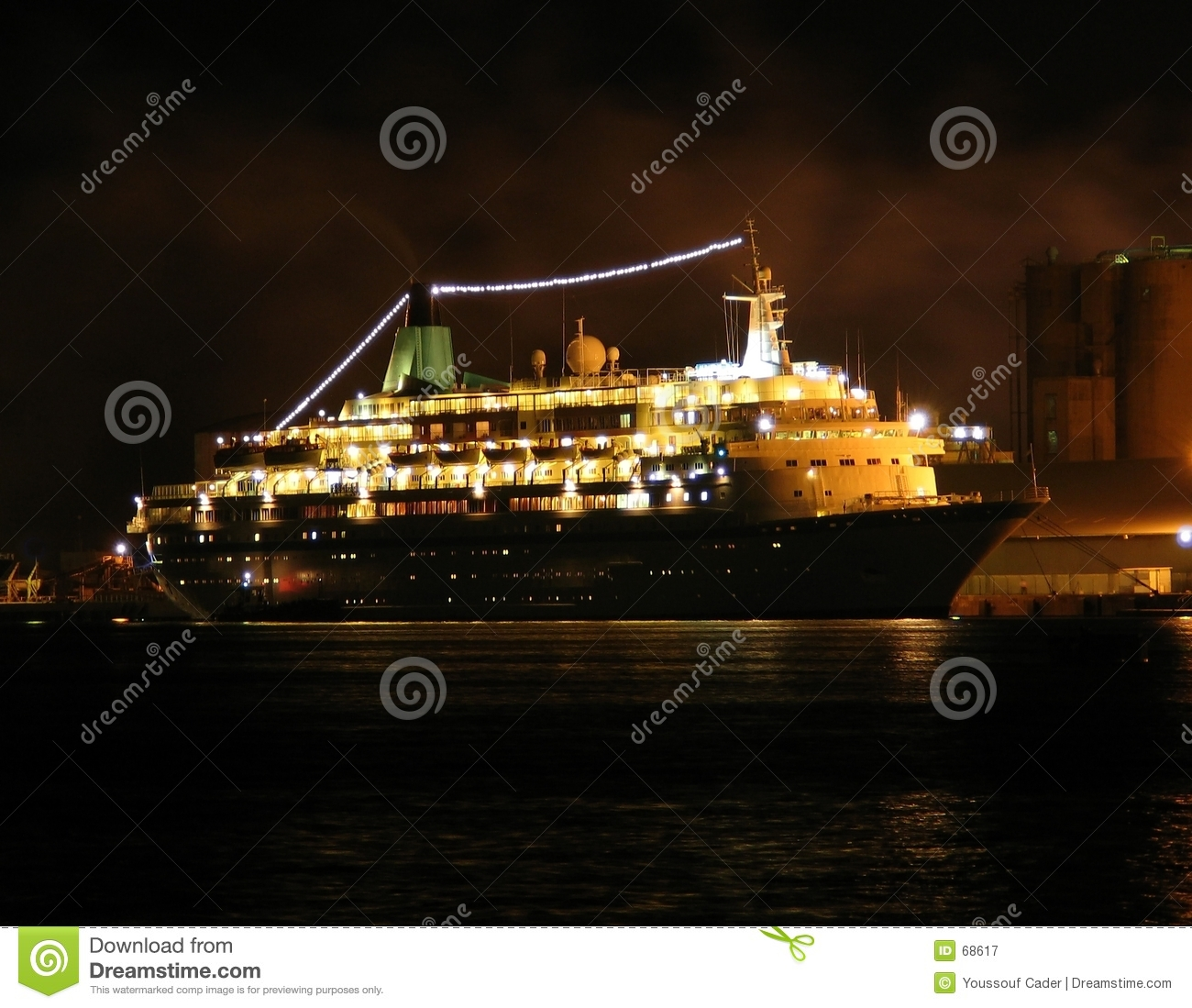 Night ship