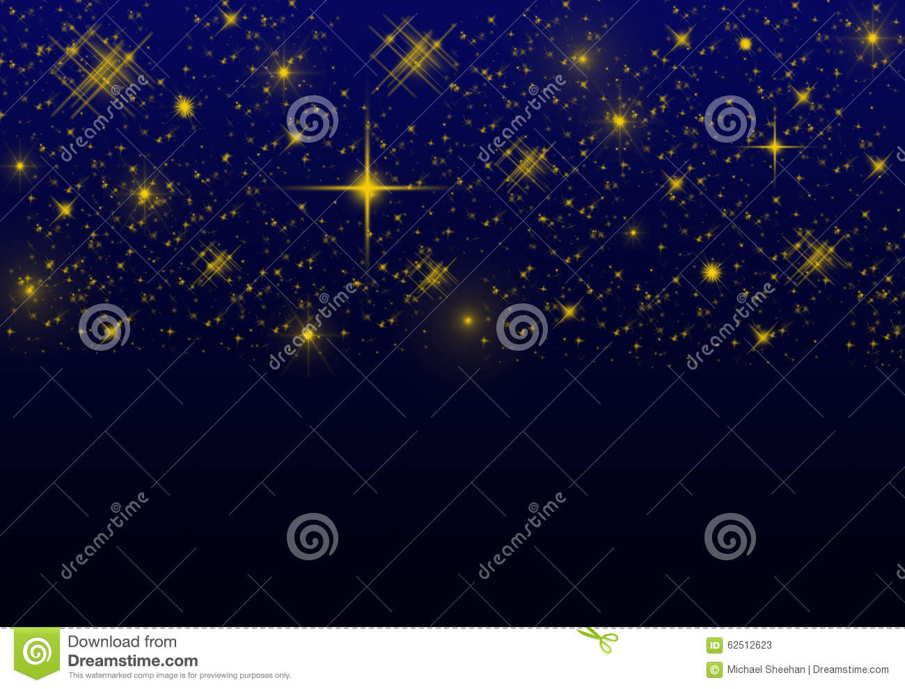 Night sky star background stock illustration. Image of ...