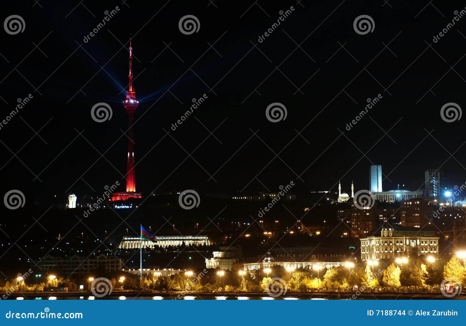 Night tower tv