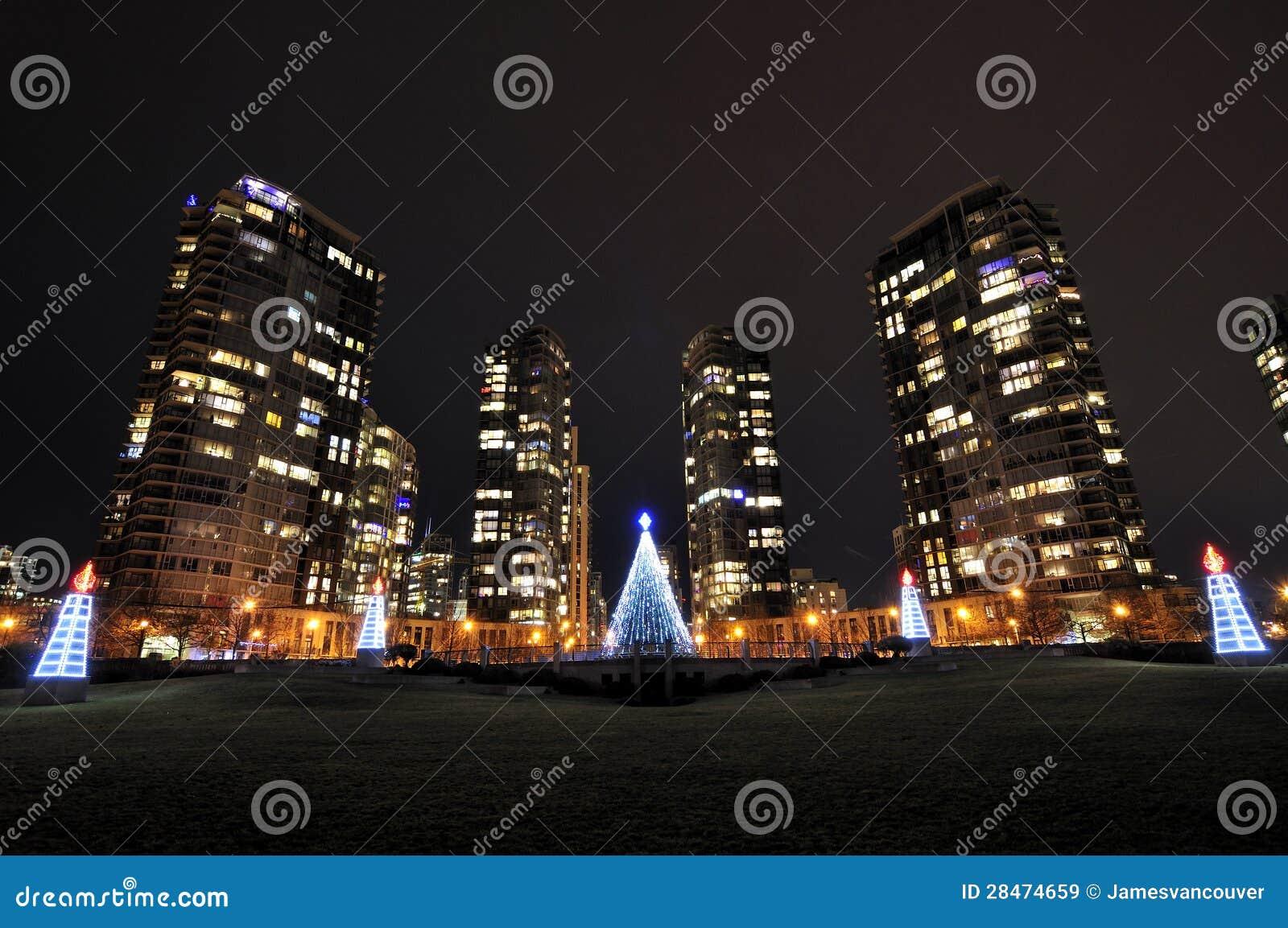 Top 28 Christmas Light Viewing 2007 Christmas Night