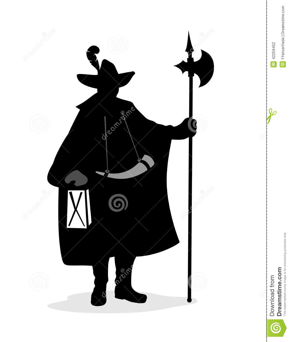 watchman clipart - photo #5