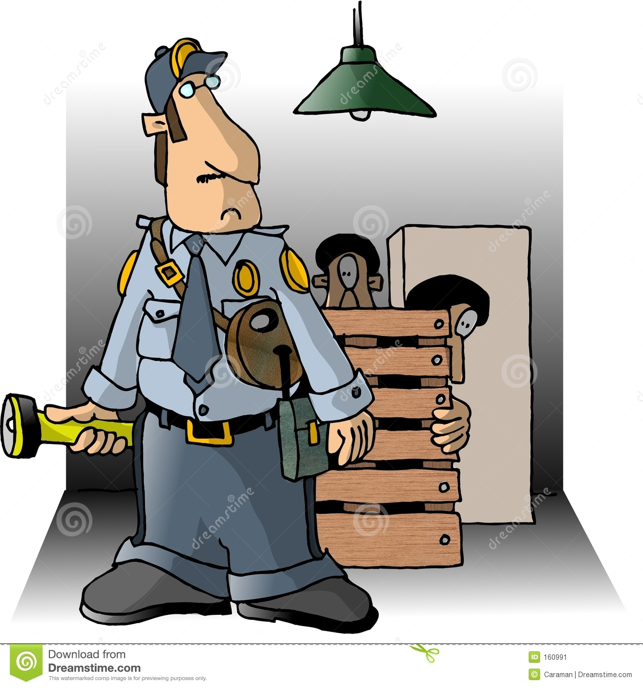 watchman clipart - photo #4