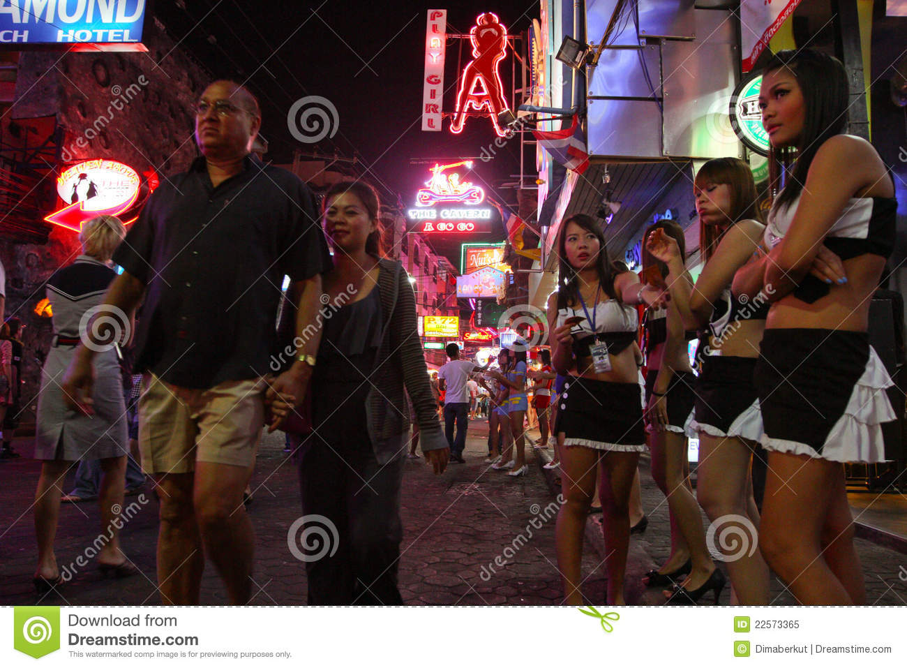 In thailand nightlife pattaya The Ultimate