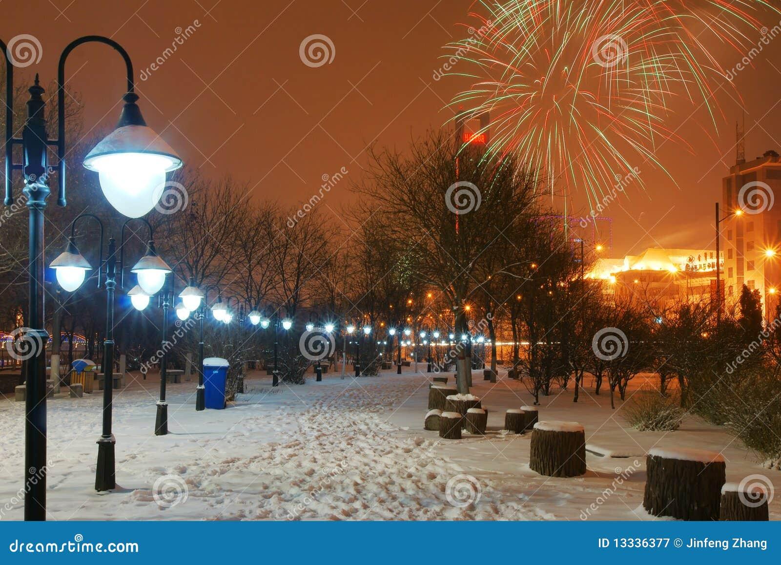 Nightscop park
