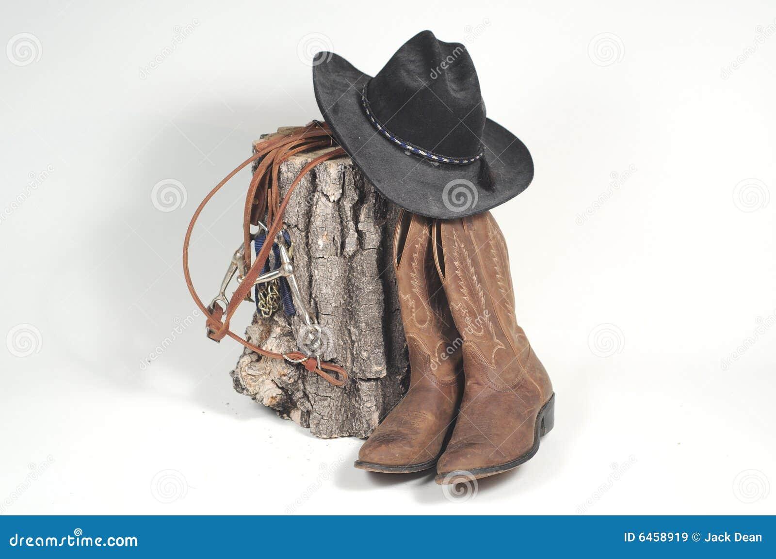 Nightstand des Cowboys