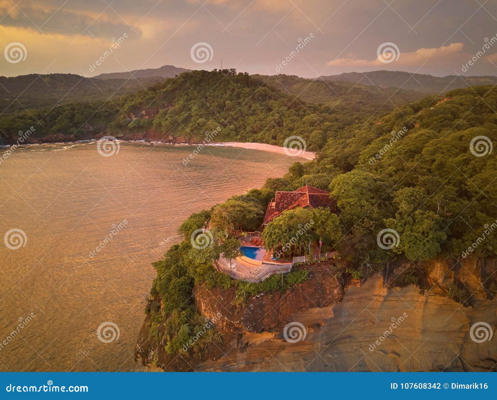 Nikaragua podróży temat