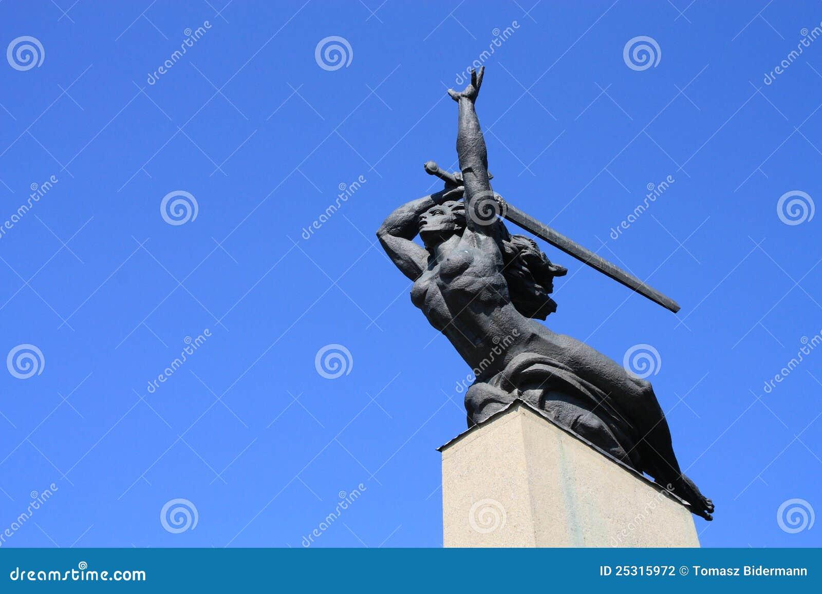 Nike Stock Photo Image Of Symbol Figure Pantheon Poland 25315972