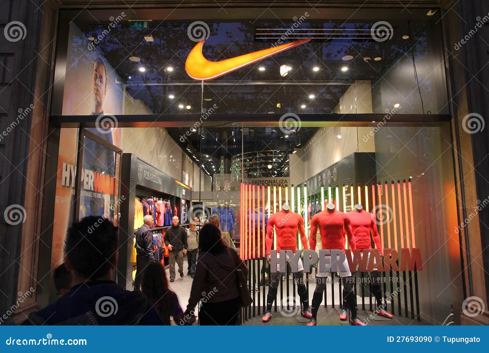 40ae824c4 Nike editorial image. Image of sports