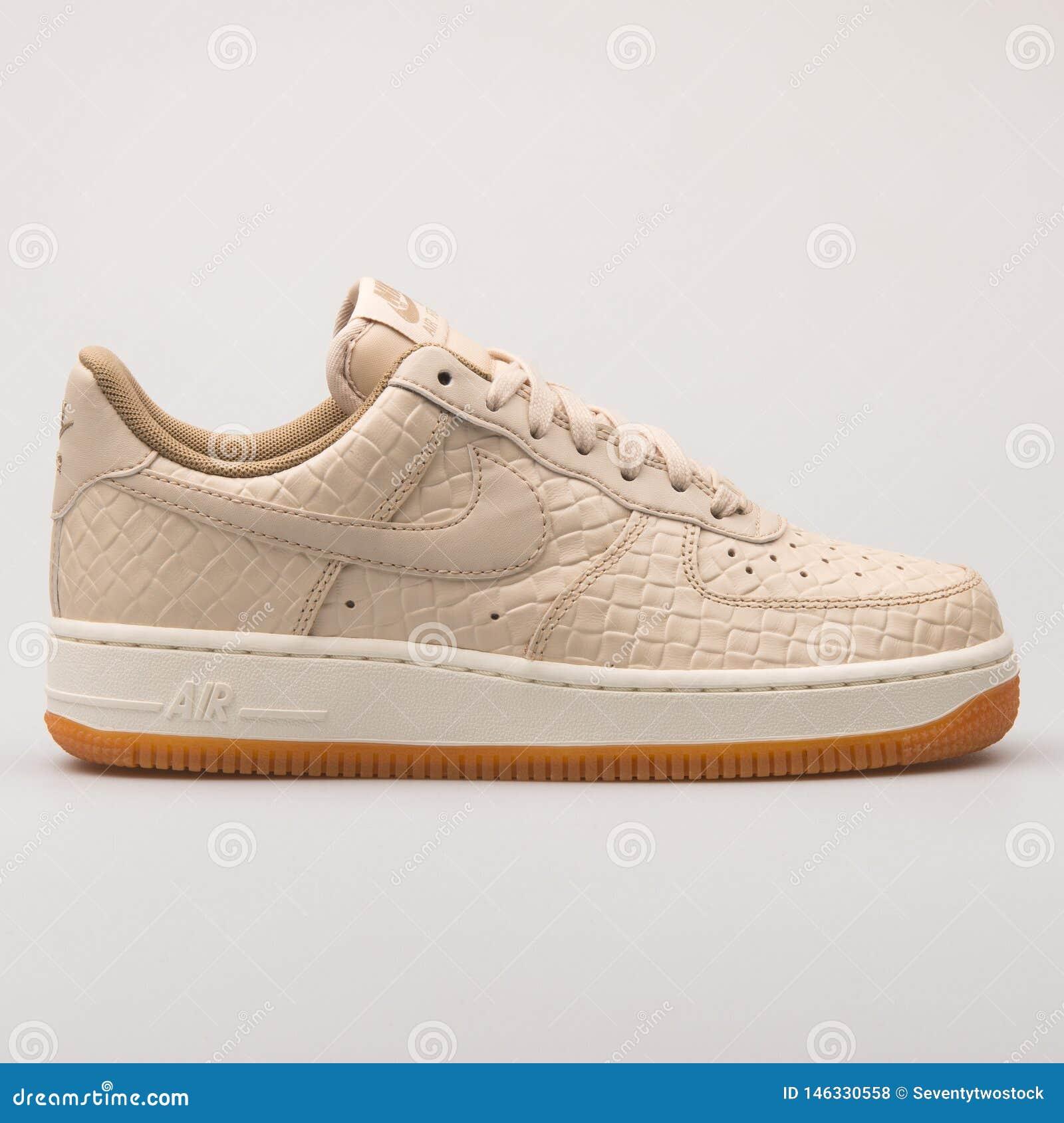 Nike Air Force 1 Espadrille 07 Kaki De La Meilleure Qualité