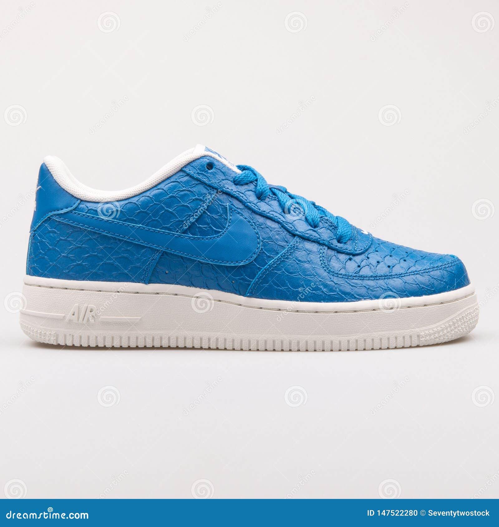 air force 1 azules y blancas