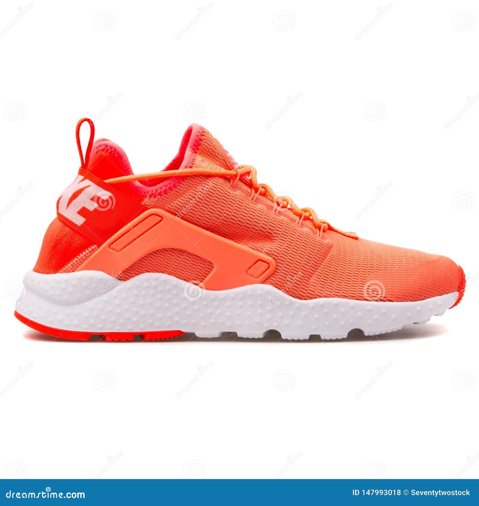 Nike Air Huarache Run Ultra Orange And