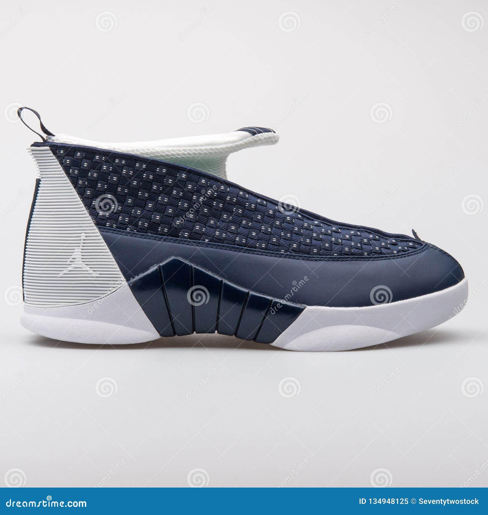 newest f816c 89f45 Nike Air Jordan 15 Retro Sneaker Editorial Image - Image of ...