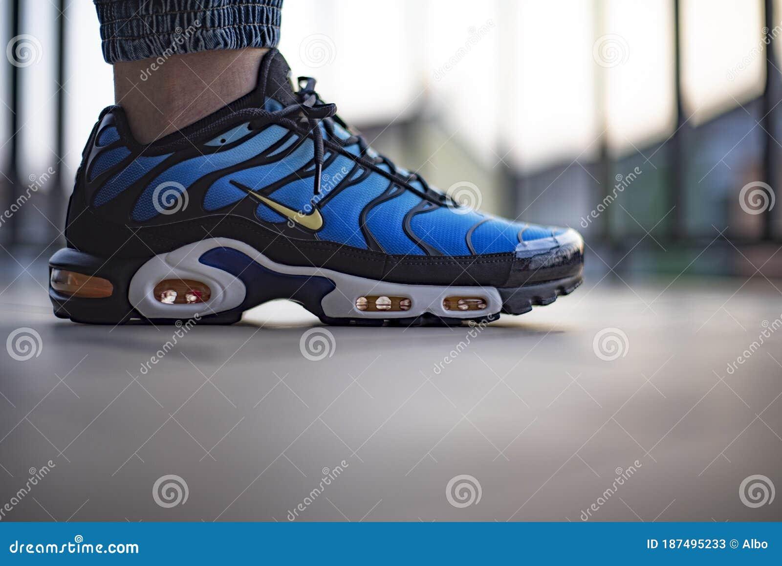 Nike Air Max Plus TN Hyperblue