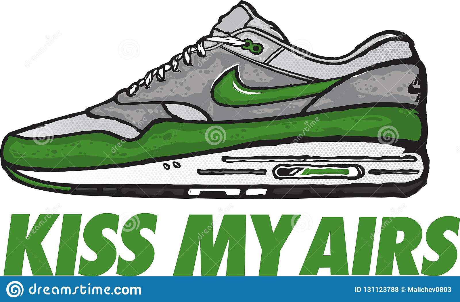 air max 1 verdes