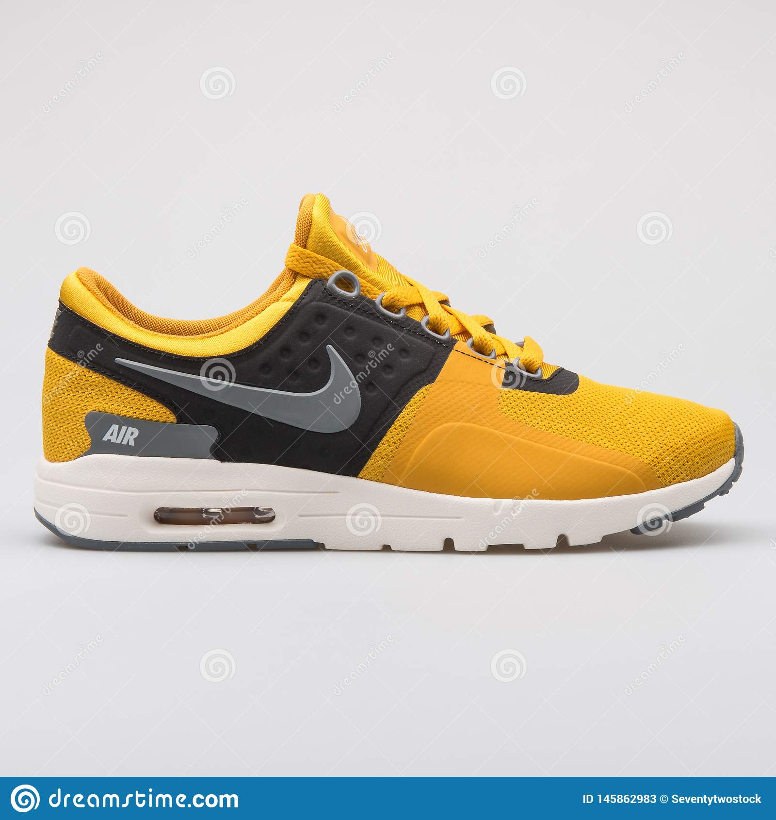 Nike Air Max Zero Yellow And Black