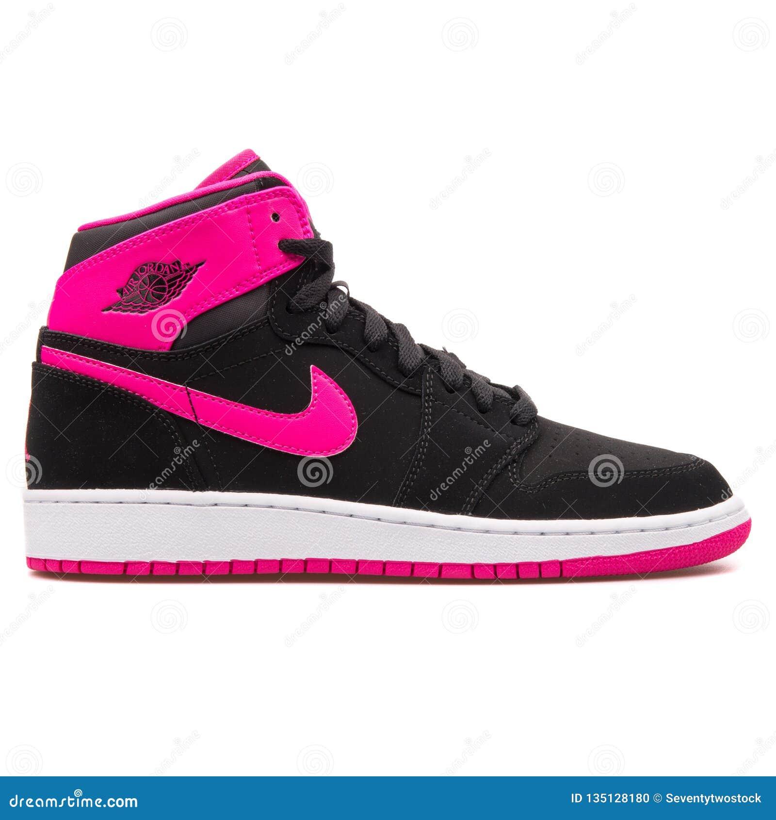 Nike Jordan 1 Retro High GG Black