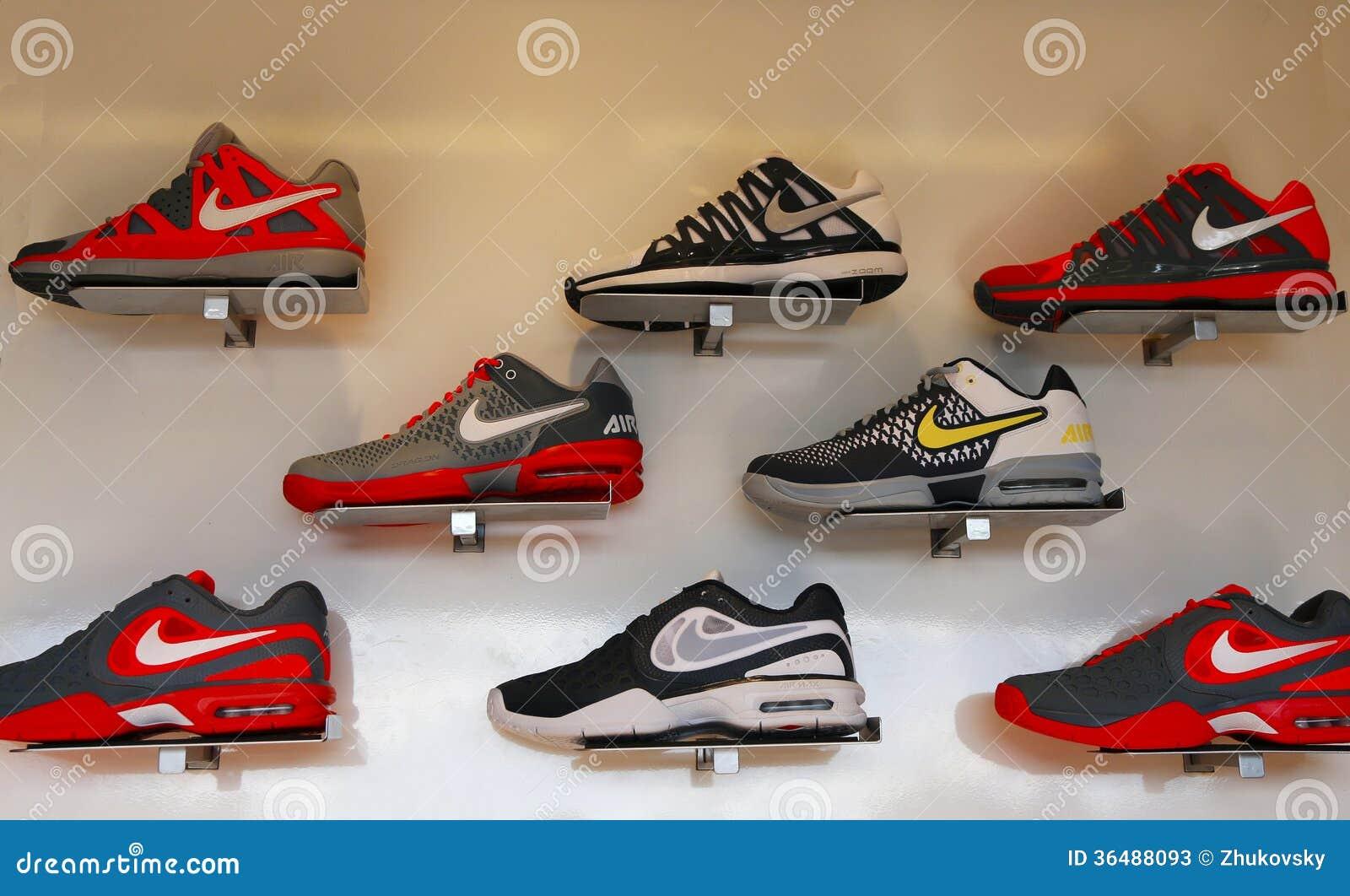 chaussures de séparation 3bbb3 61785 Nike A Présenté La Nouvelle Collection De Chaussures De ...