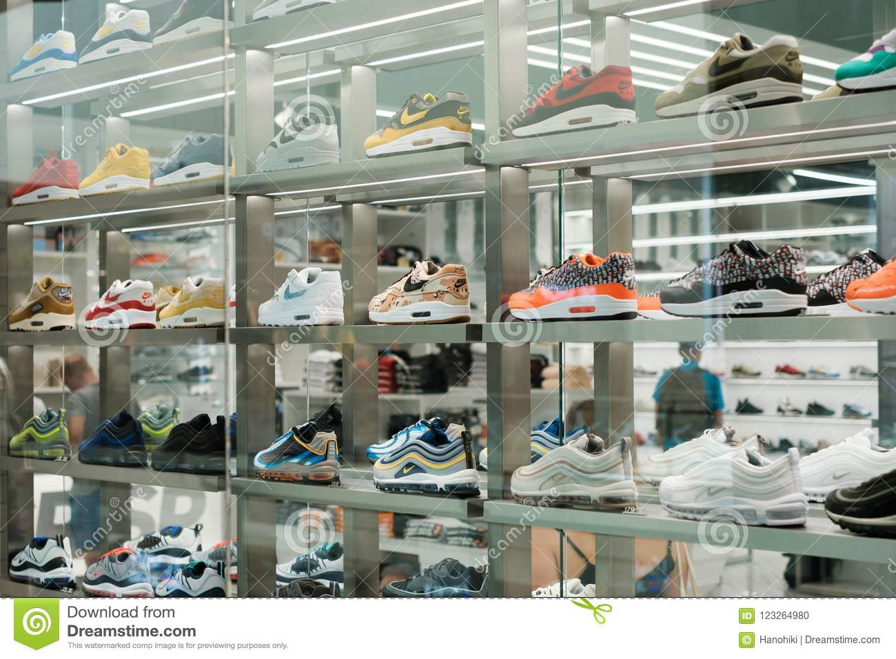 Nike Sneaker Collection / Sport Shoes