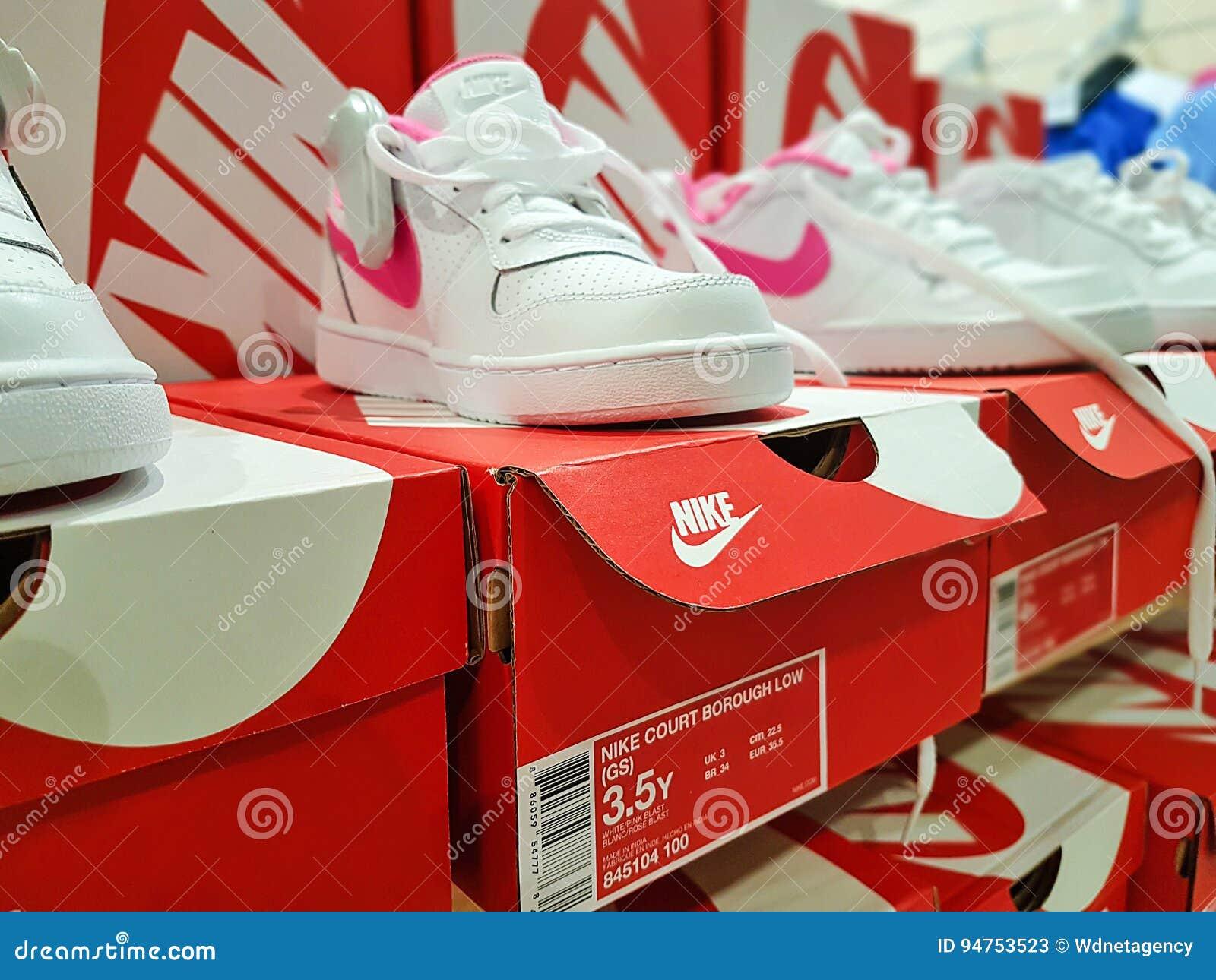 Nike sportskor