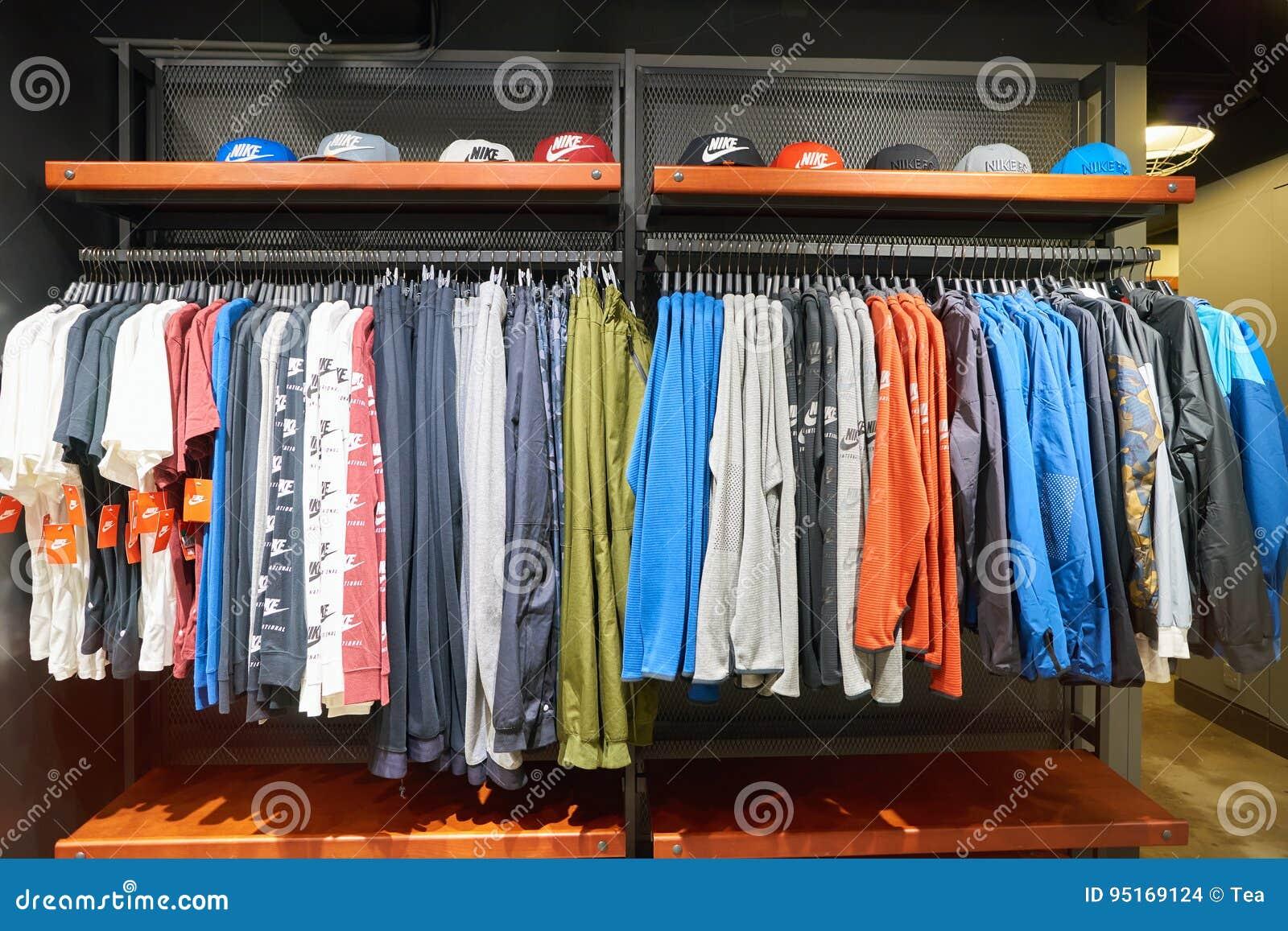 closet nike store