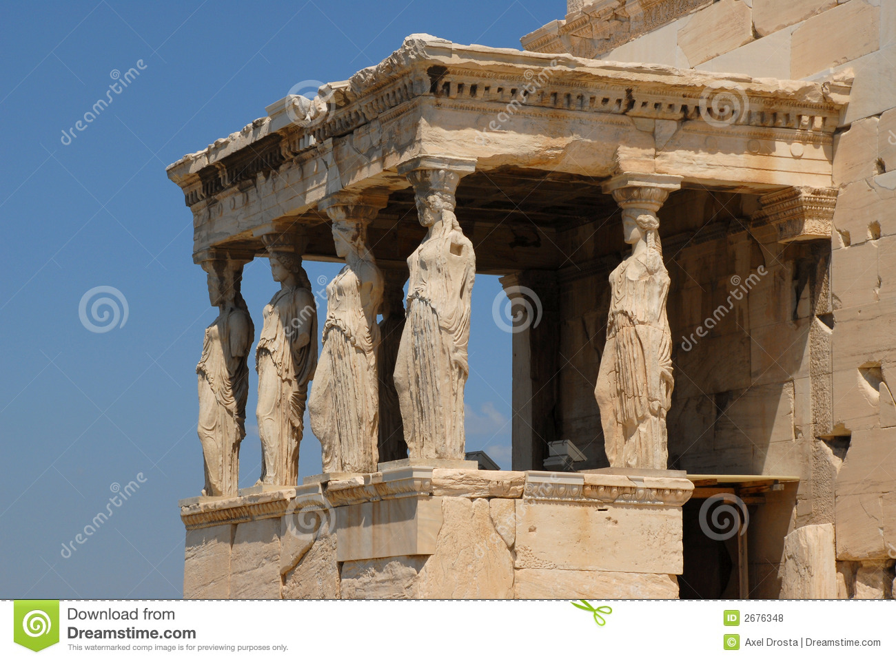 Nike temple in athens greece stock photo image of greek