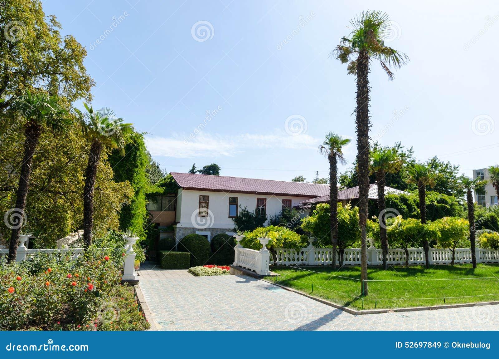 Nikita Botanical Garden La Crimée, Yalta