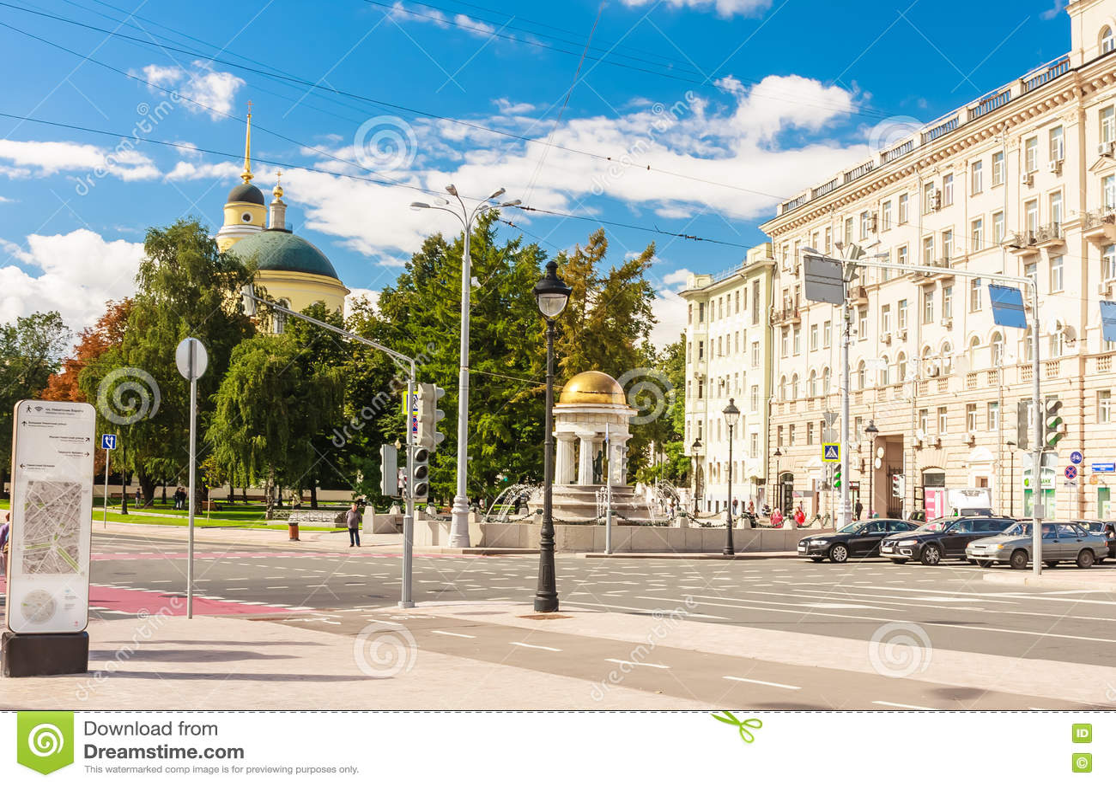 Nikitsky gates