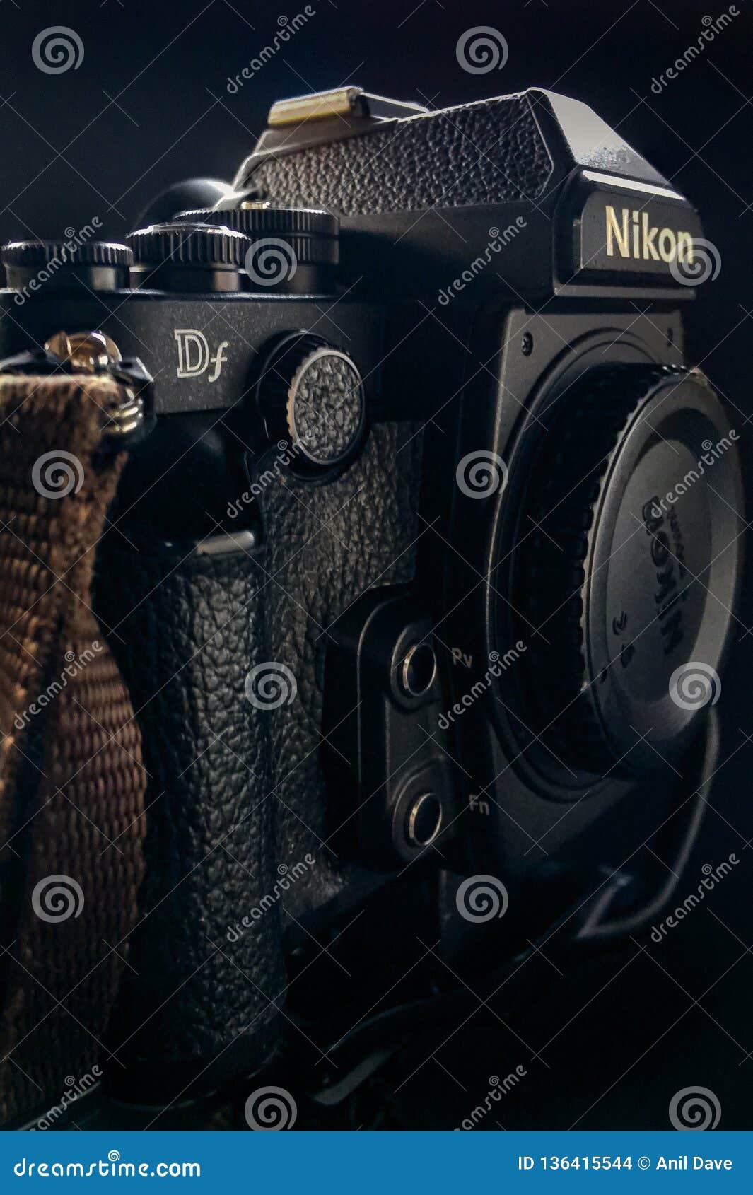 Nikon DF ein Retro- DSLR