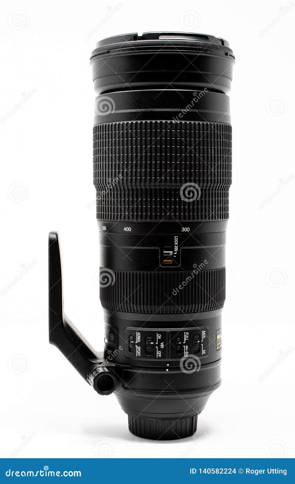 Nikon 200500mm