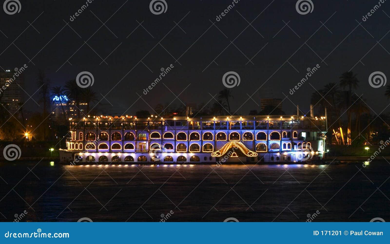 Nile riverboat