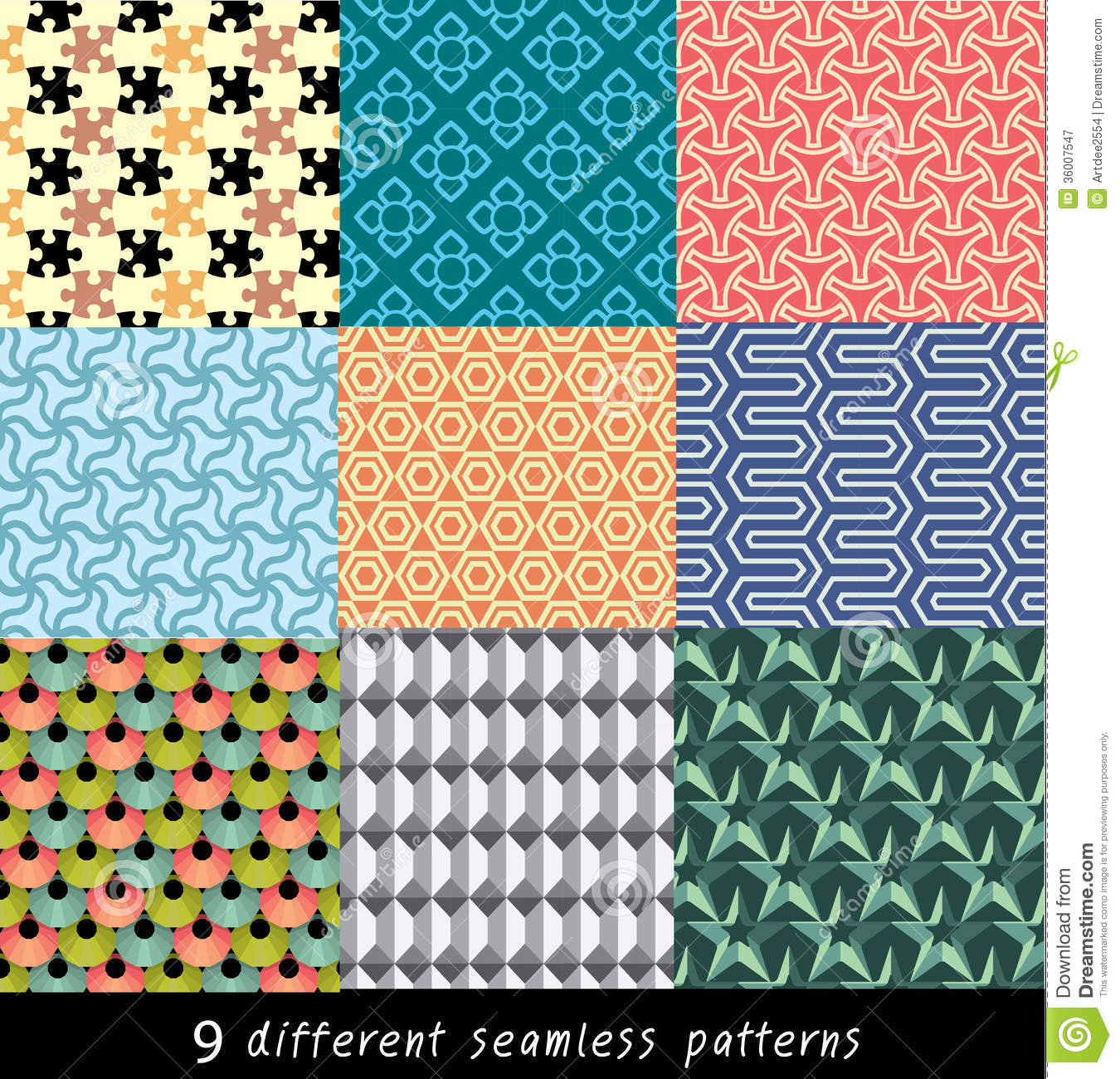 Easy Geometric Patterns Unique Design