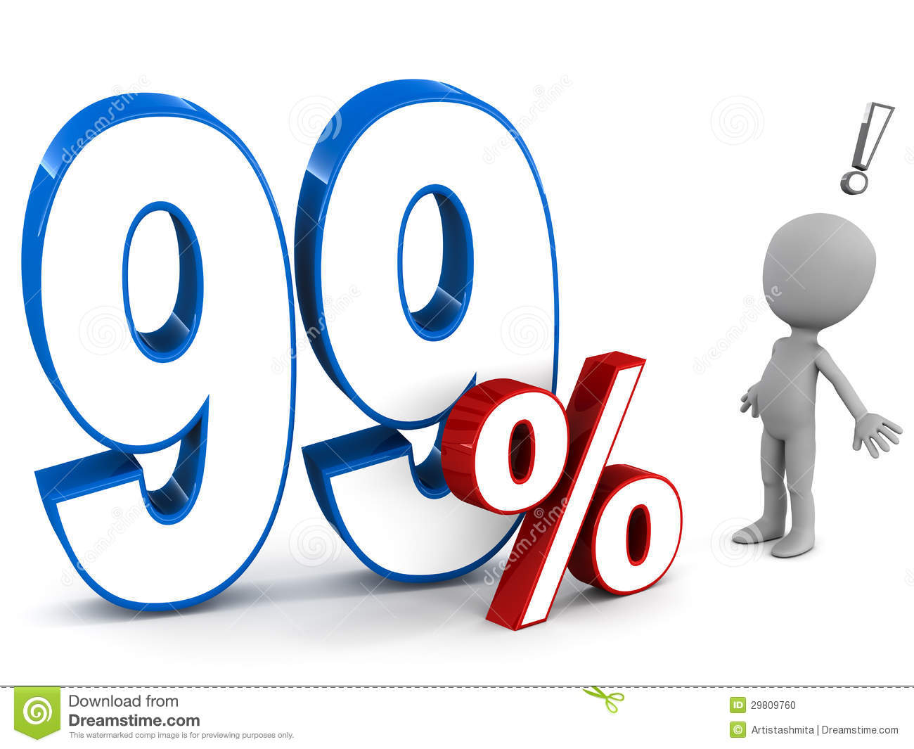 99 percent stock illustration image of reliable discount for Z table 99 percent