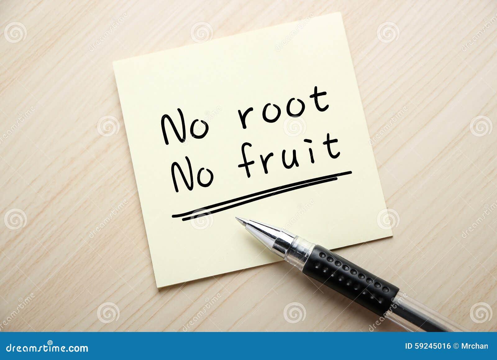 Download Ninguna raíz ninguna fruta stock de ilustración. Ilustración de muestra - 59245016
