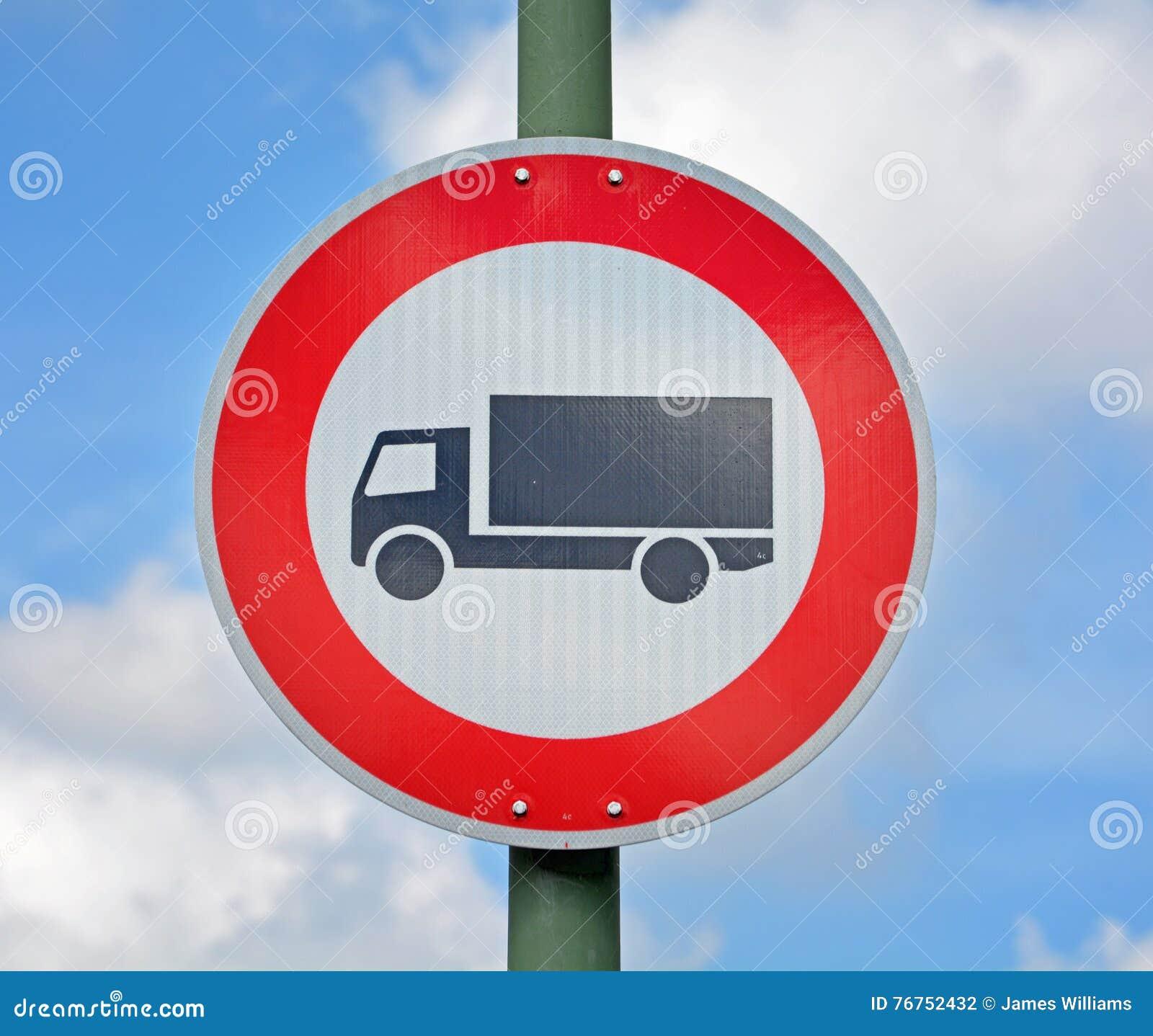 Ningunos carros permitidos