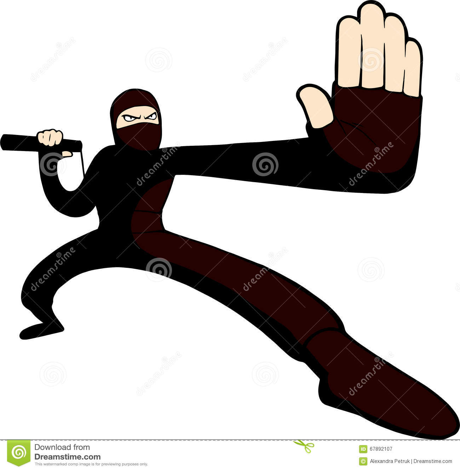 Ninja字符