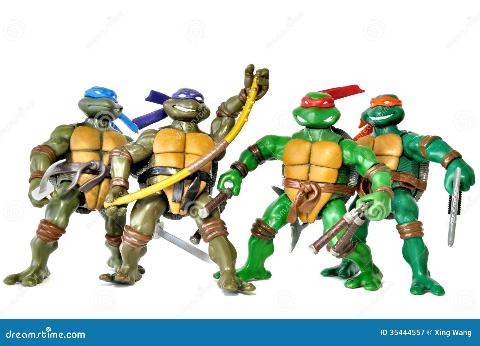 Ninja żółwie