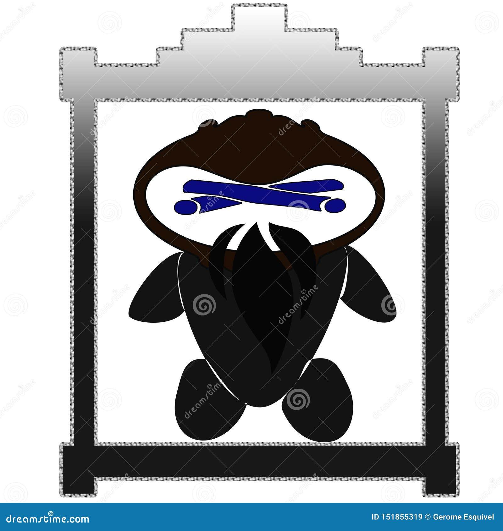 Ninja ledar- kakuroo