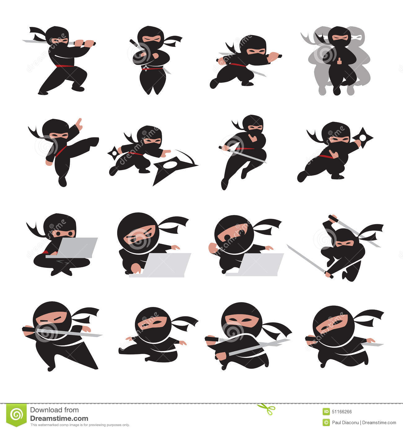 how to become a ninja kid