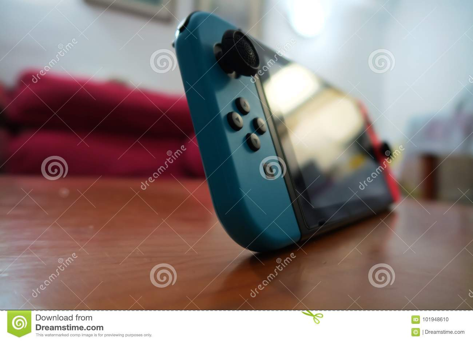 Nintendo comuta
