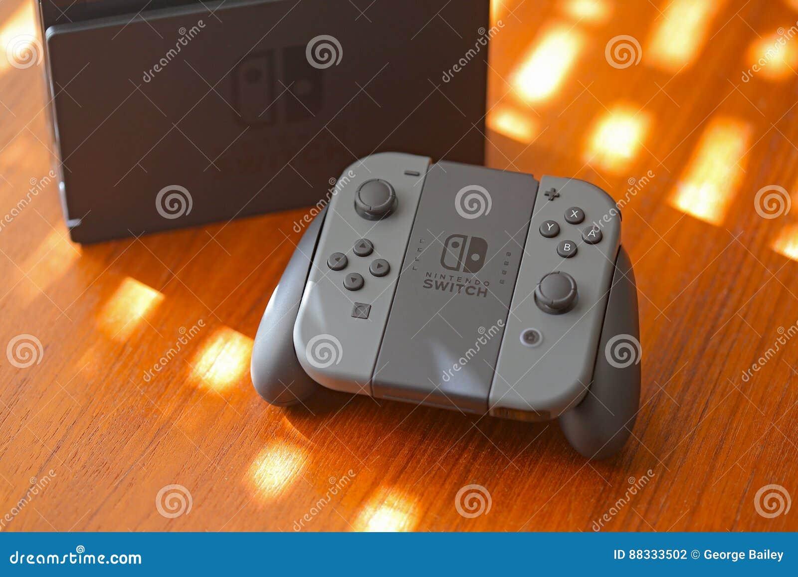 Nintendo strömbrytarekonsol