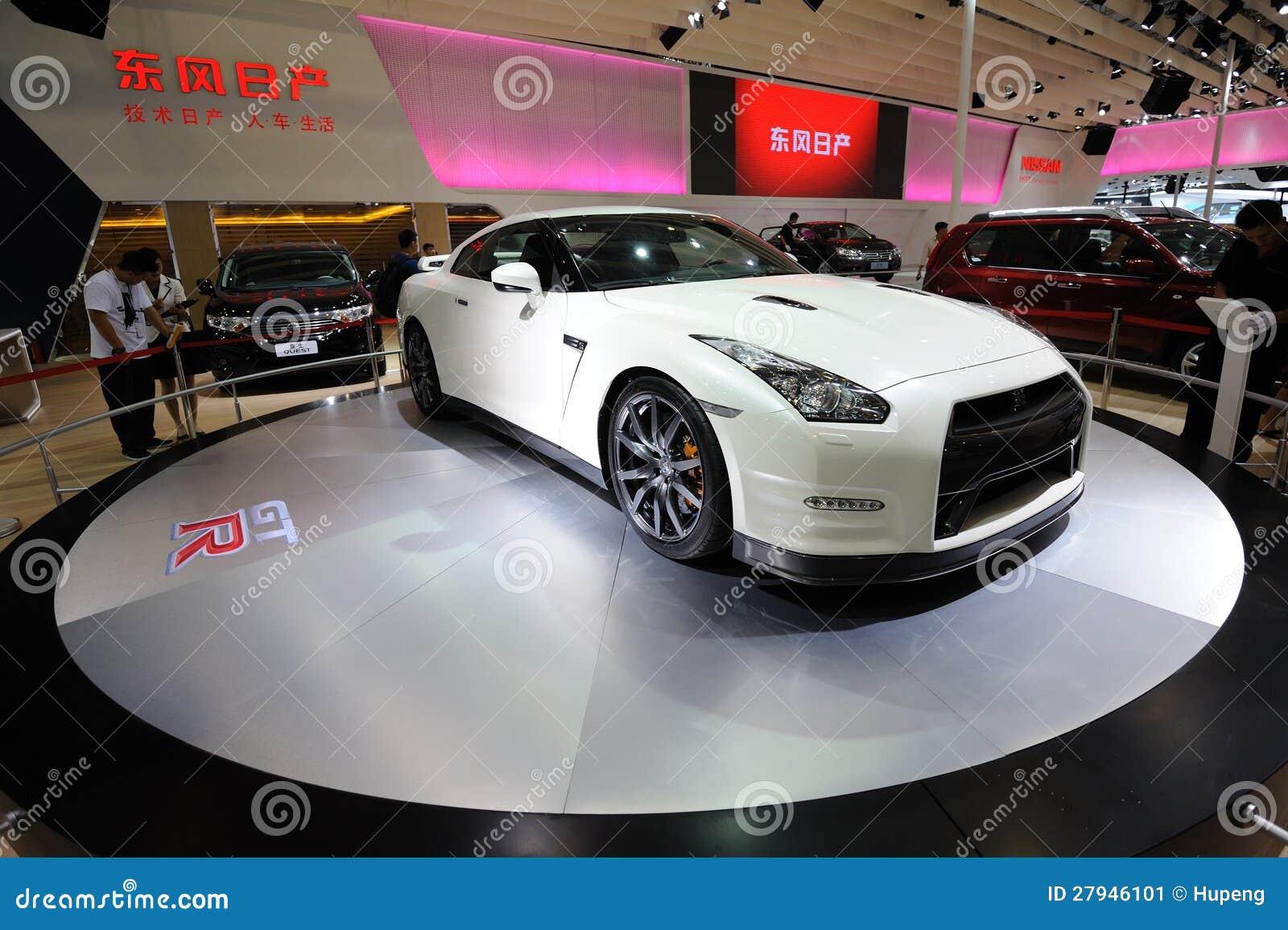 Nissan brancos gtr