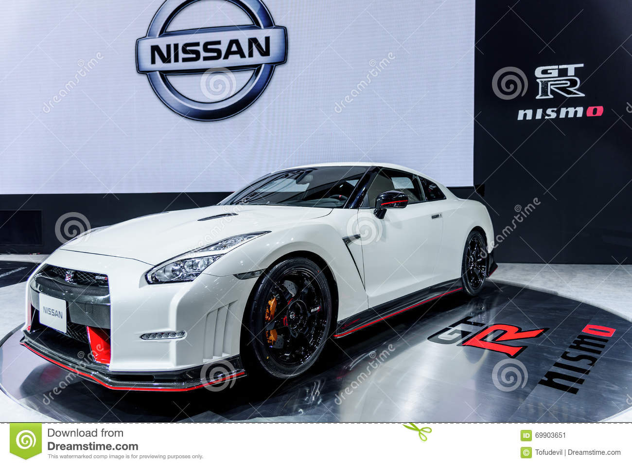 Nissan 2016 Gt R Nismo Limited Availability Editorial